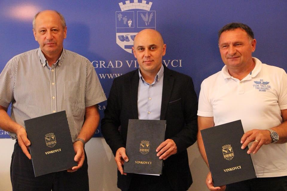 Potpisan ugovor o izvođenju radova u okviru projekta Poduzetnički inkubator Vinkovci