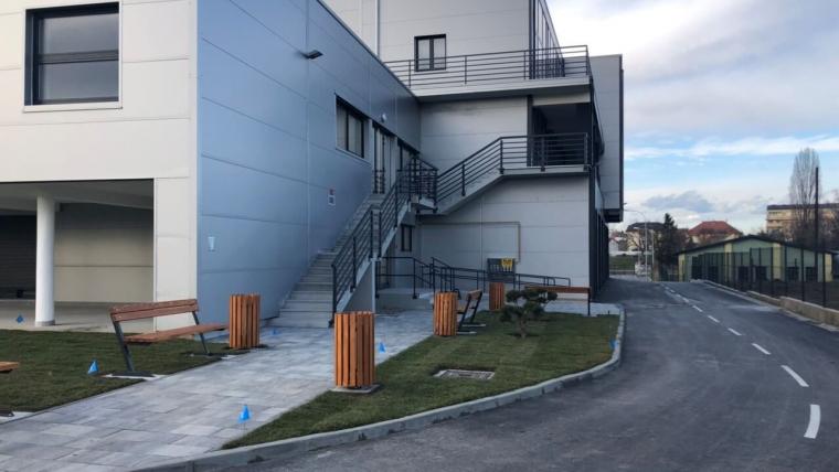 Završetak izgradnje Poduzetničkog inkubatora