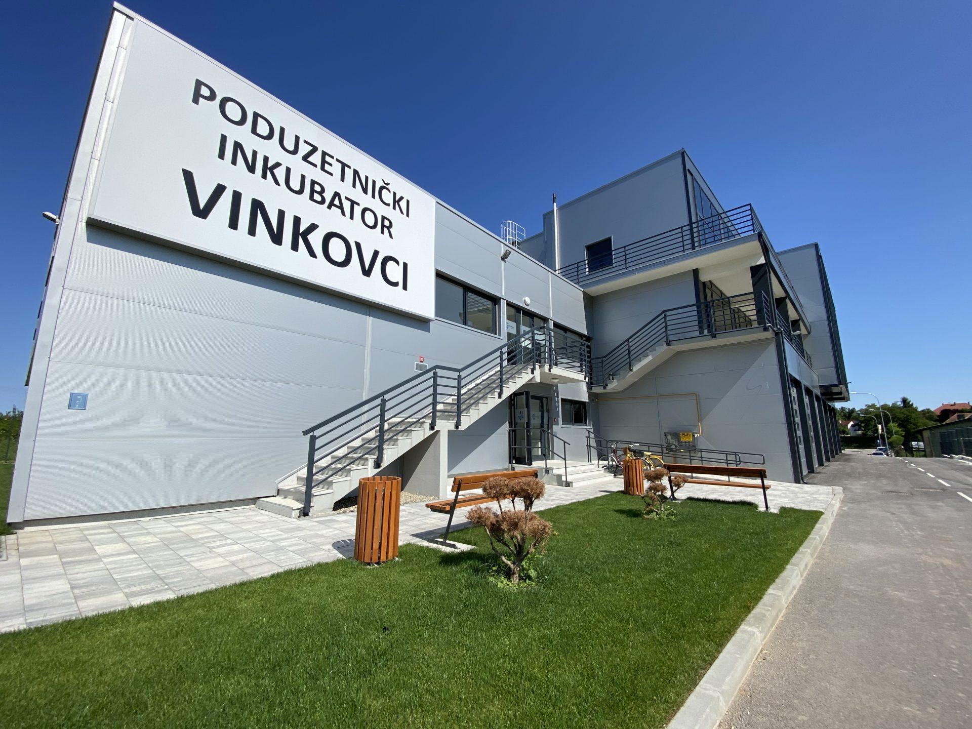 Do kraja popunjen vinkovački Poduzetnički inkubator