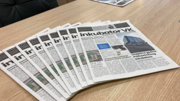 Prvo lokalno poduzetničko glasilo u Vinkovcima – inkubator VK