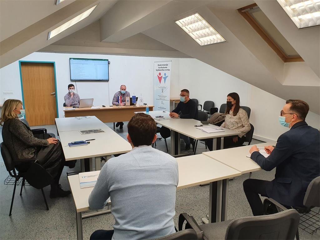 Održan radni sastanak na temu Poduzetničkog start-up inkubatora u sklopu projekta Regionalnog centra za digitalizaciju i razvoj