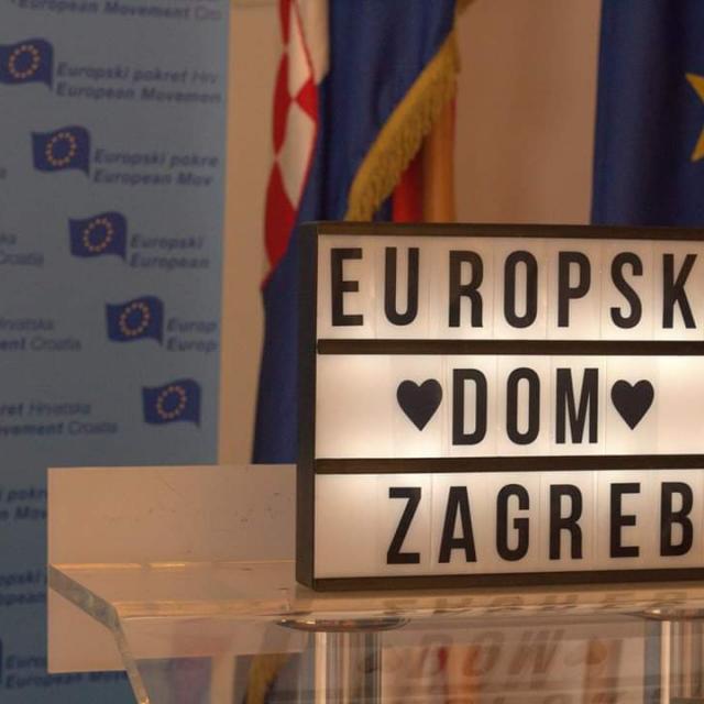 Trideset godina djelovanja i rada Europskog doma Zagreb